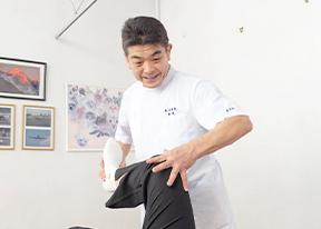 根本回復施術のイメージ画像